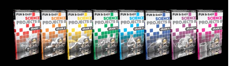 The Mad scientist experiment ebook range