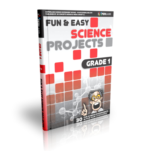 Fun and Easy Science Projects Grade 1