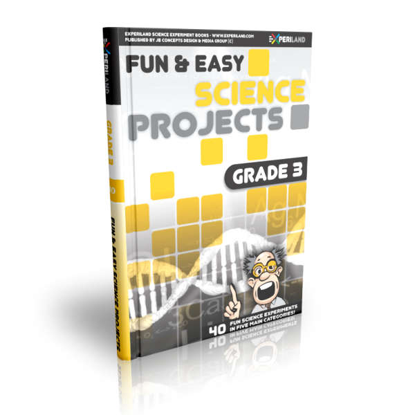 Fun and Easy Science Projects Grade 3
