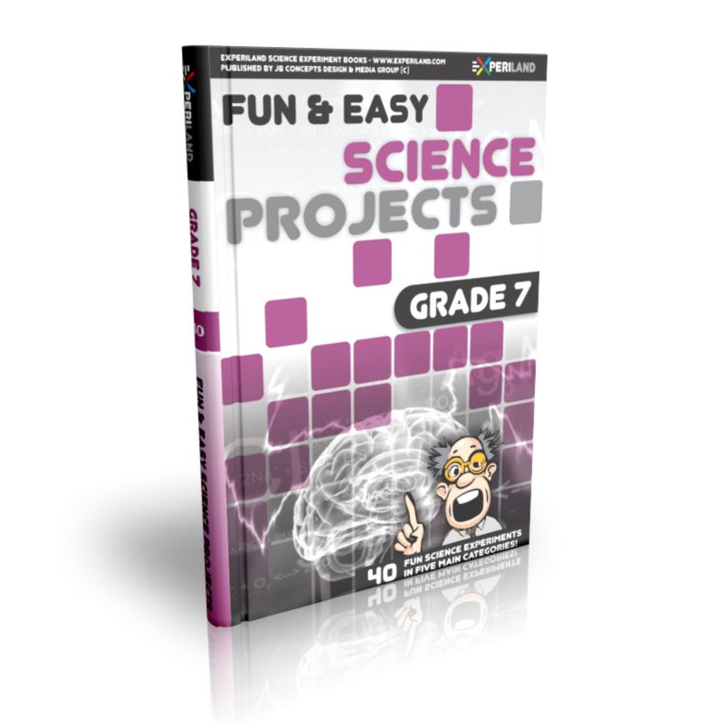 Fun and Easy Science Projects Grade 7