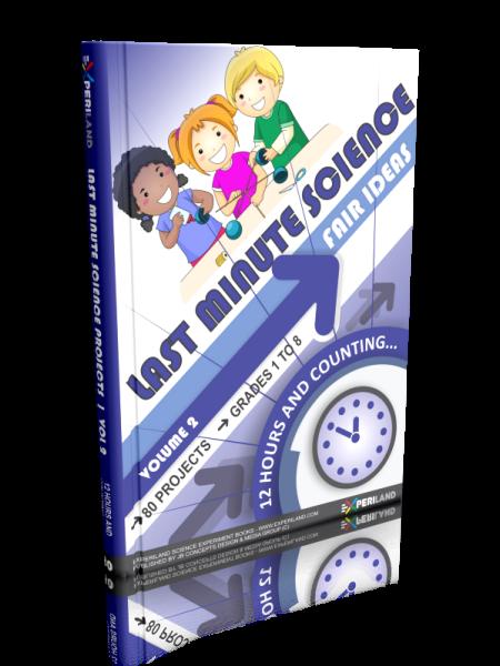 Last Minute Science Fair Ideas – Vol 2