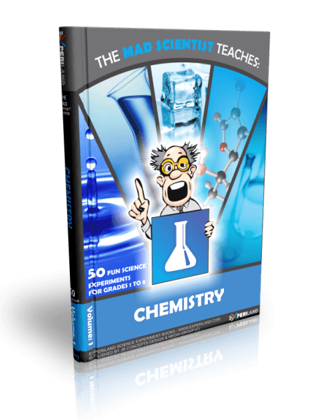 The Mad Scientist teaches - Chemistry