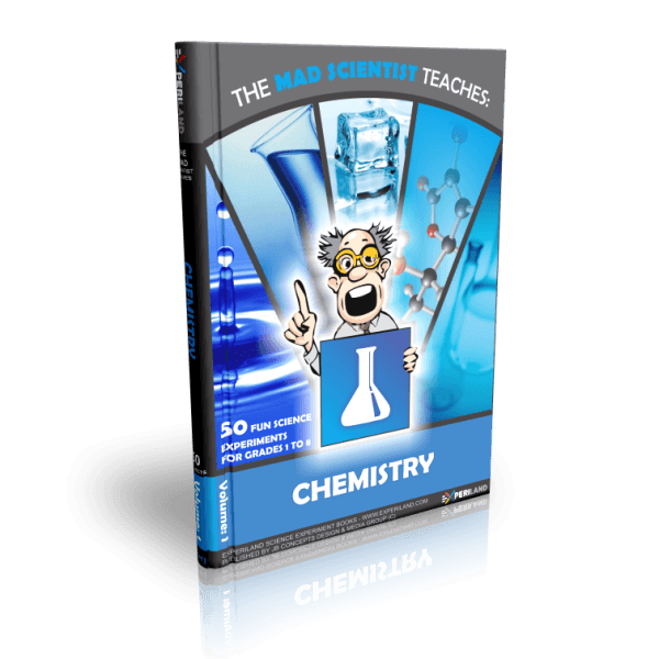 The Mad Scientist teaches: Chemistry [E-book]