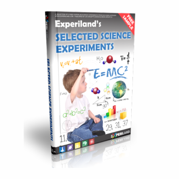 Experiland's Selected Science Experiments - Free Sample